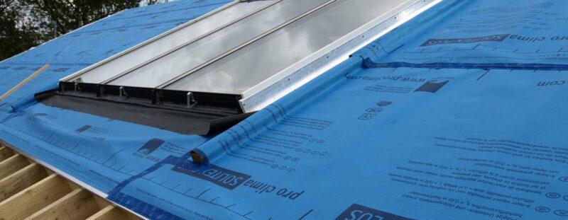Replacing Roofing Underlay
